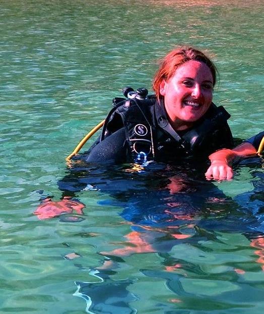 Clare Koh Lipe Diving