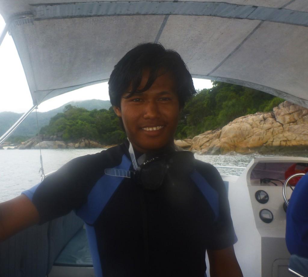 Jo Diving Koh Lipe Thailand