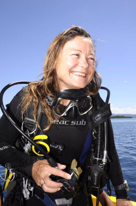 Keira Diving Koh Lipe Thailand