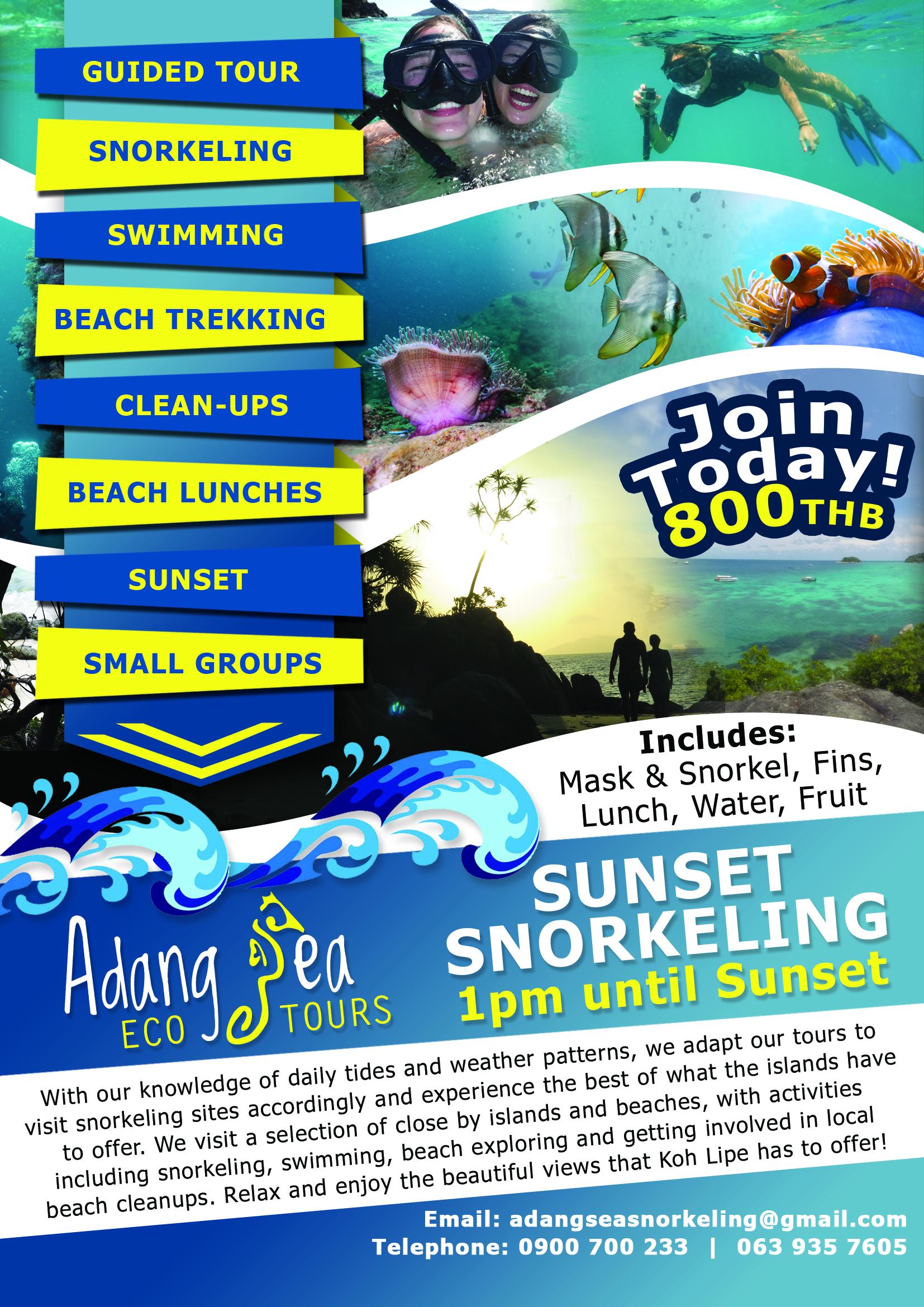 Adang Eco Tour