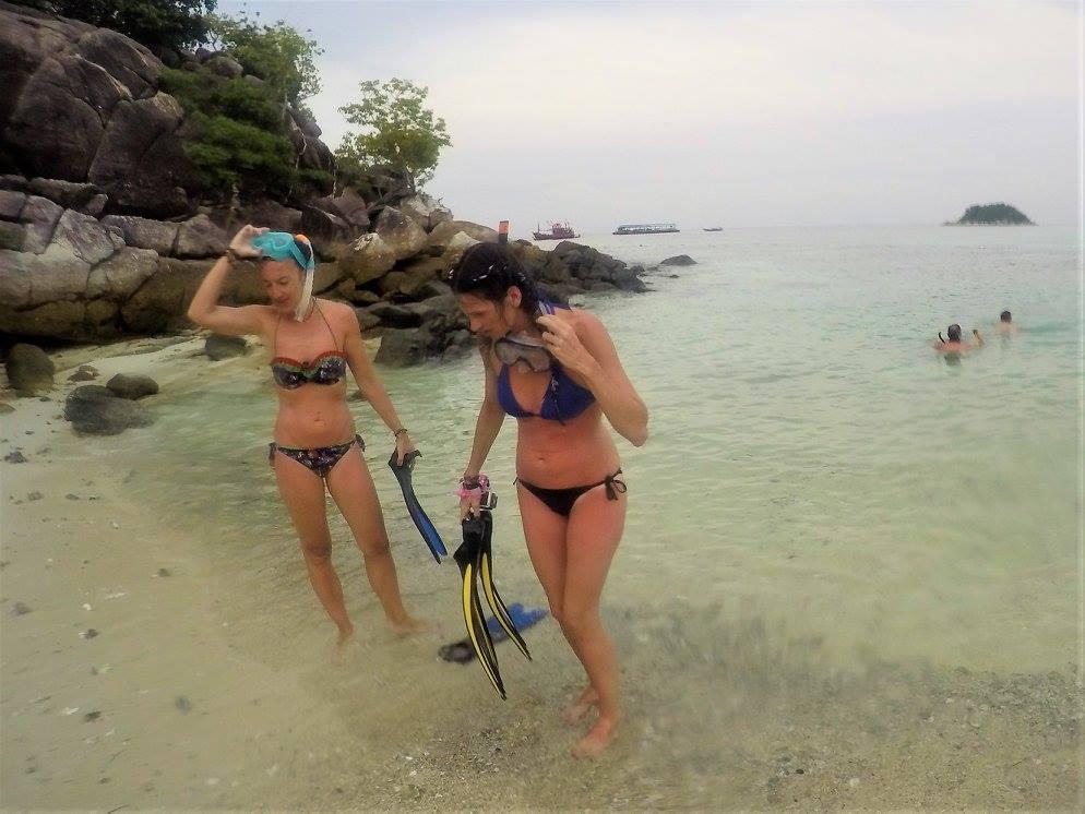 Snorkeling Tour Ko Lipe beach