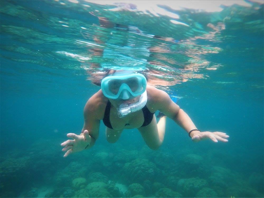 Snorkeling Tour Ko Lipe snorker and mask