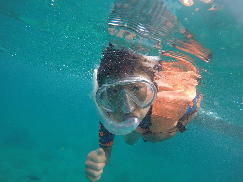 Snorkeling Tour Lifejacket safety