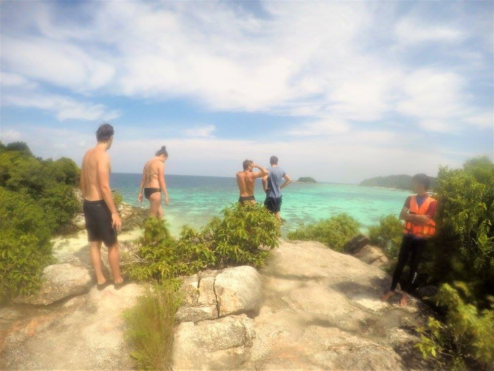 Snorkeling Tour Viewpoint