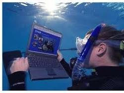 PADI eLearning underwater computer Diving Koh Lipe