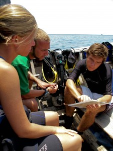 PADI Online Manual Koh Lipe