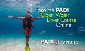 PADI eLearning Diving Koh Lipe Thailand
