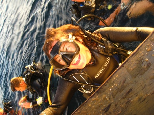 Why I chose to become a PADI Divemaster