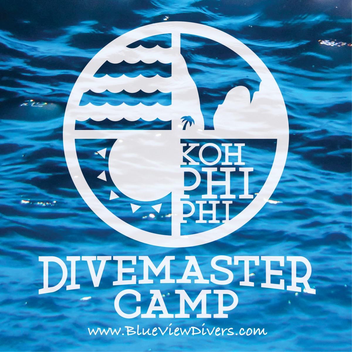 Phi Phi Divemaster Camp 2015