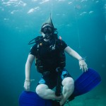 PADI Skills Hover Diving Koh Lipe Thailand