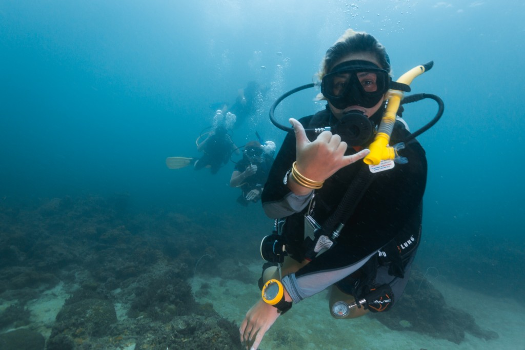 Awesome Dive Guide Koh Lipe Thailand Diving Trips