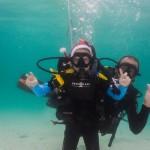 First Dive Confined Water Sunrise Beach Koh Lipe Thailand
