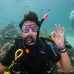 Okay Diver Coral Diving Koh Lipe Thailand