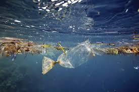 plastic-in-sea