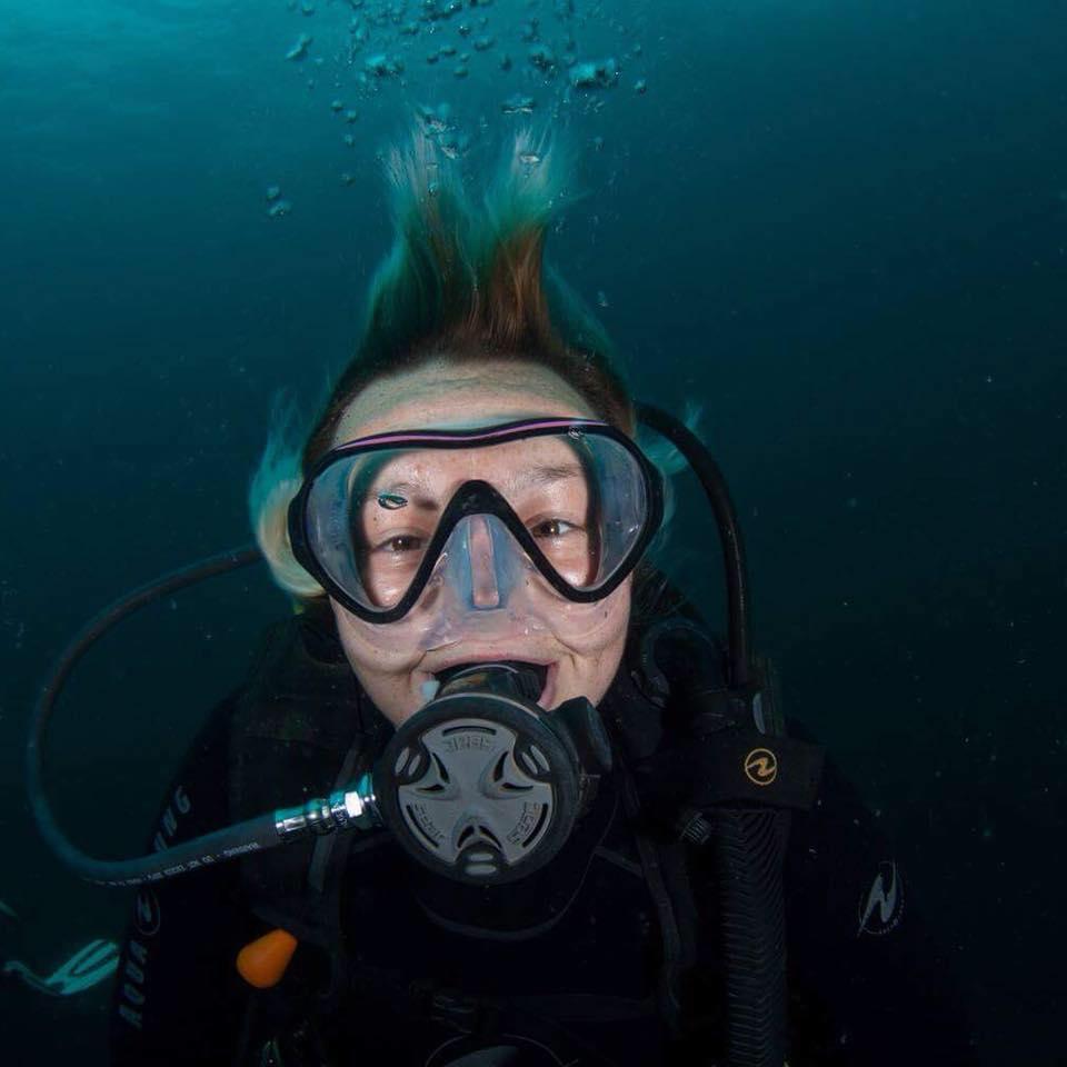 Team - Meet our team of dive instructors at our dive centre