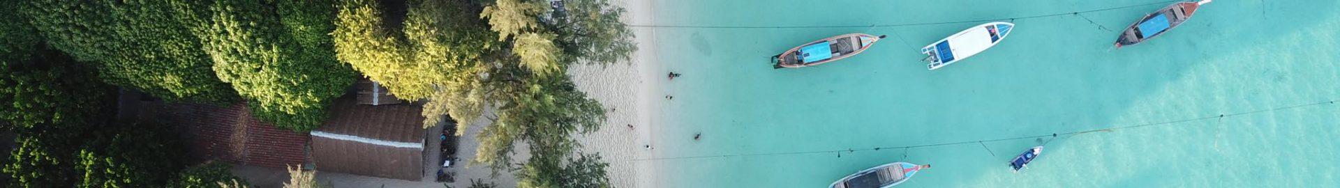 100 วัน ติดเกาะหลีเป๊ะช่วงโควิด เกาะที่อยากติดไปตลอดชีวิต
